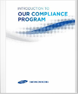 Introduction To Our Compliance Program