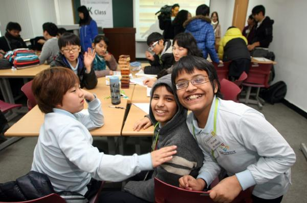 Samsung Engineering invites global students for cultural and environmental education